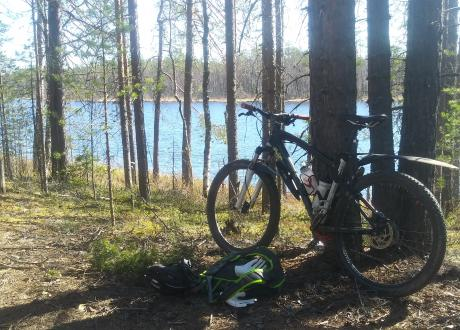 Топ велосипедных маршрутов по Карелии