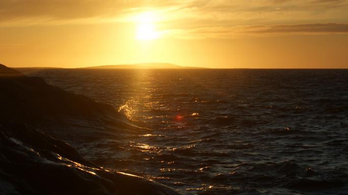 Пеший маршрут по берегу Белого моря. Попов остров.