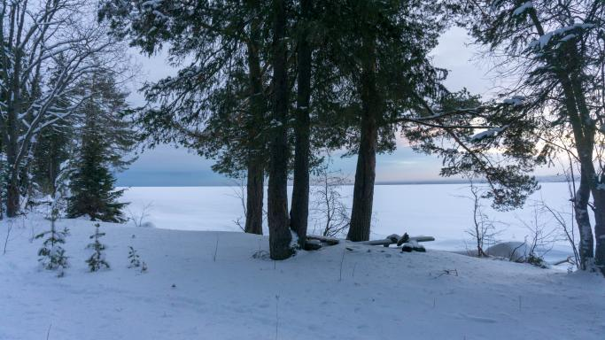 Пешеходная тропа Чертов стул - Зимник