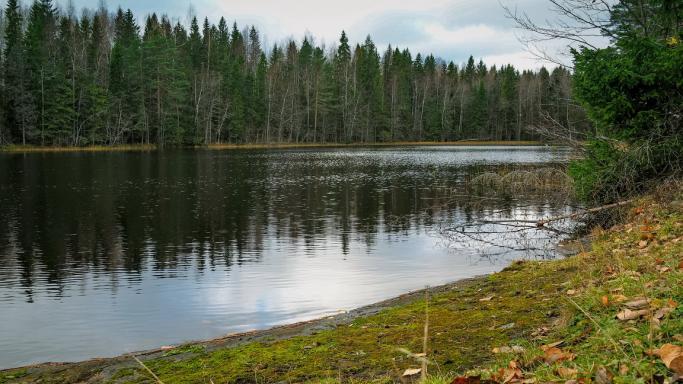 Пеший маршрут по Ялгубскому кряжу к озеру Полдозеро